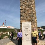 Western most point of continental Europe