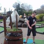 free crazy golf