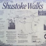enjoy one of shustokes many walks around the beautiful countryside