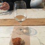 Wine & Cod Fritter