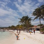 Akumal Public Beach-5 min away from the resort. Amazing!