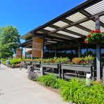 Best outdoor deck dining in Eugene - Sweetwater's on the River!