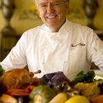 Executive Chef, Pascal Olhats of Sherman Garden's Cafe Jardin