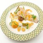 Cuisine élaborée avec des produits frais et de saison