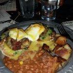 Crabcake Eggs Benedict...absolute delish