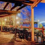Beautiful Patio overlooking the scenic St. Croix river