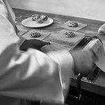 Making Raviolo Pasta