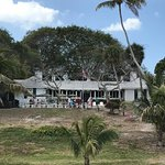 Cabbage Key Inn - the only one on the island