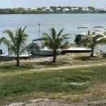 The shoreline at Cabbage Key
