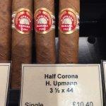 Half Corona by H. Upmann