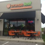 Welcome to your Bedford Orange Leaf!