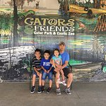 Gators and Friends - Alligator Park & Exotic Zoo
