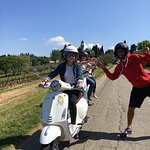 Photo of Tuscany Vespa Tours