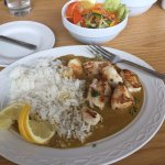Monkfish Curry - Special of the Day