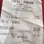 Foto de Caffe Aurora
