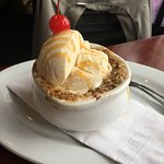 Apple Crisp, yummy