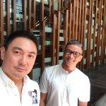 Photo de Hansar Bangkok Hotel