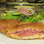Check out our Rueben.  Looks great
