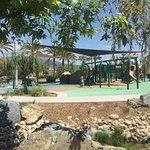 Play area for youngsters