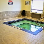 Needing to relax after a long day?  Take advantage of our indoor Hot Tub