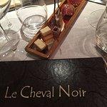 Photo de Le Cheval Noir