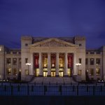 Schermerhorn Symphony Center Exterior, Evening