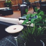 An espresso martini anyone? The Shisha Bar has all the favourites