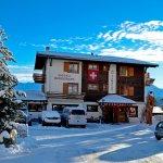 Hotel La Cambuse, SUISSE, Valais, Val d'Herens, 1988 Thyon les Collons_2