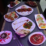 Food for all the family. Everyone is catered for at Mr India in Kent