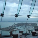 View from Spinnaker