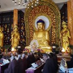 Chanting of the Monks is beautiful and calming.