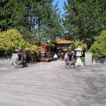 International Buddhist Temple Richmond BC.