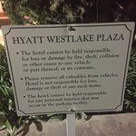 Photo de Hyatt Regency Westlake