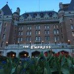 Foto de Empress Hotel National Historic Site of Canada