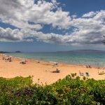 Beach by Condo