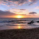 Maui Sunset from Beach