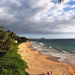 Maui beach from Condo