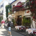 Timelessness in Marbella Old Town