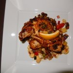 Still Hungry? Try One of Chef Richard Marcus's Delicious Entrees We Specialize In Fish And Seafo