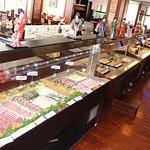15 meter buffet