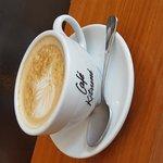Foto van Cafe Kitsune