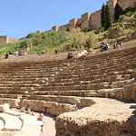 Foto de Teatro Romano de Málaga
