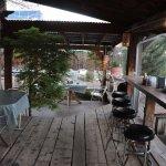 Eklecticafe - outdoor seating