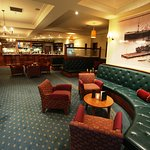 Port O' Call Bar Nelson at Rutherford Hotel Nelson ~ A Heritage Hotel