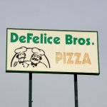 Defelice Brothers Pizza, St. Clairsville, OH