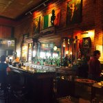 Monarch Public House Bar.