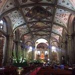 Interior Parroquia de San Juan Bautista