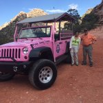Photo de Pink Jeep Tours Las Vegas