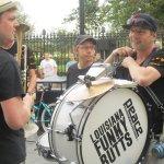 One of the wonderful bands we enjoyed at Jackson Square.