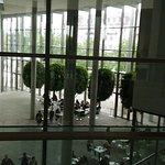 Pinakothek der Moderne: restaurant area